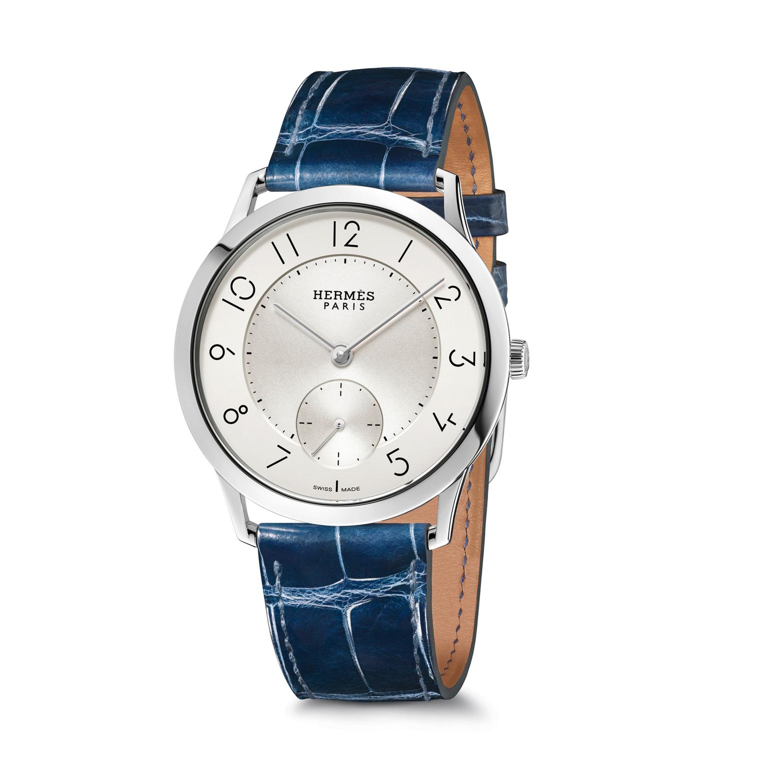 Slim d'Hermes 39.5mm watch