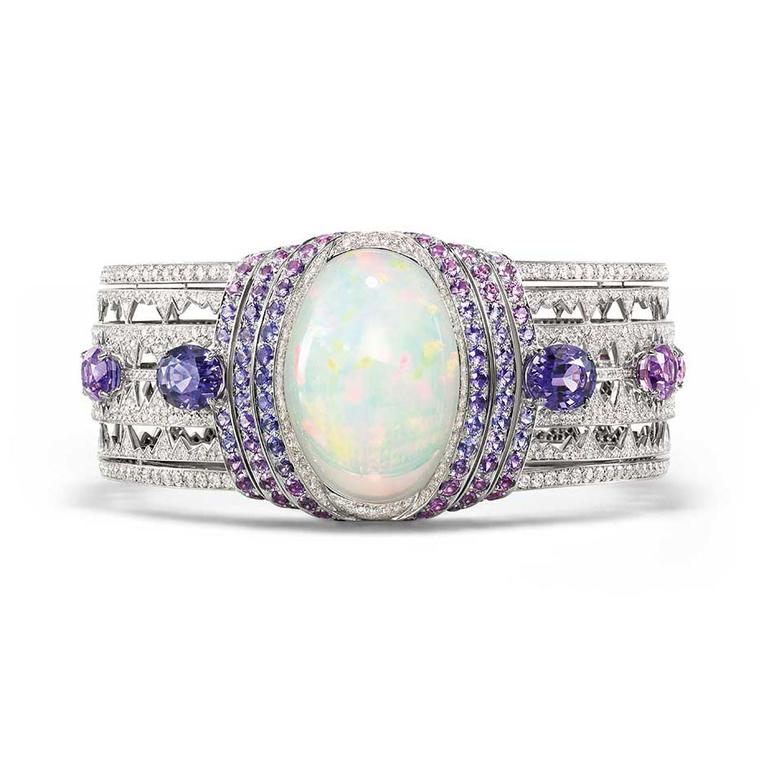 Around the world in luxury jewellery: Ethiopian opals