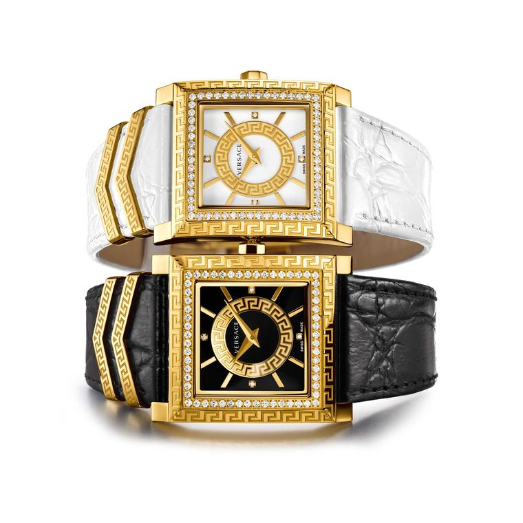 Versace DV-25 limited edition watches