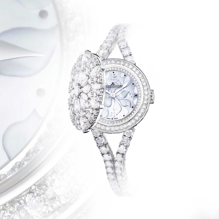 Jaeger Le-Coultre invites you on a secret date with diamonds