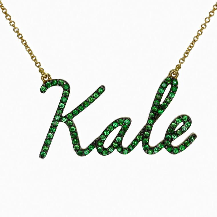 Khai Khai Kale necklace