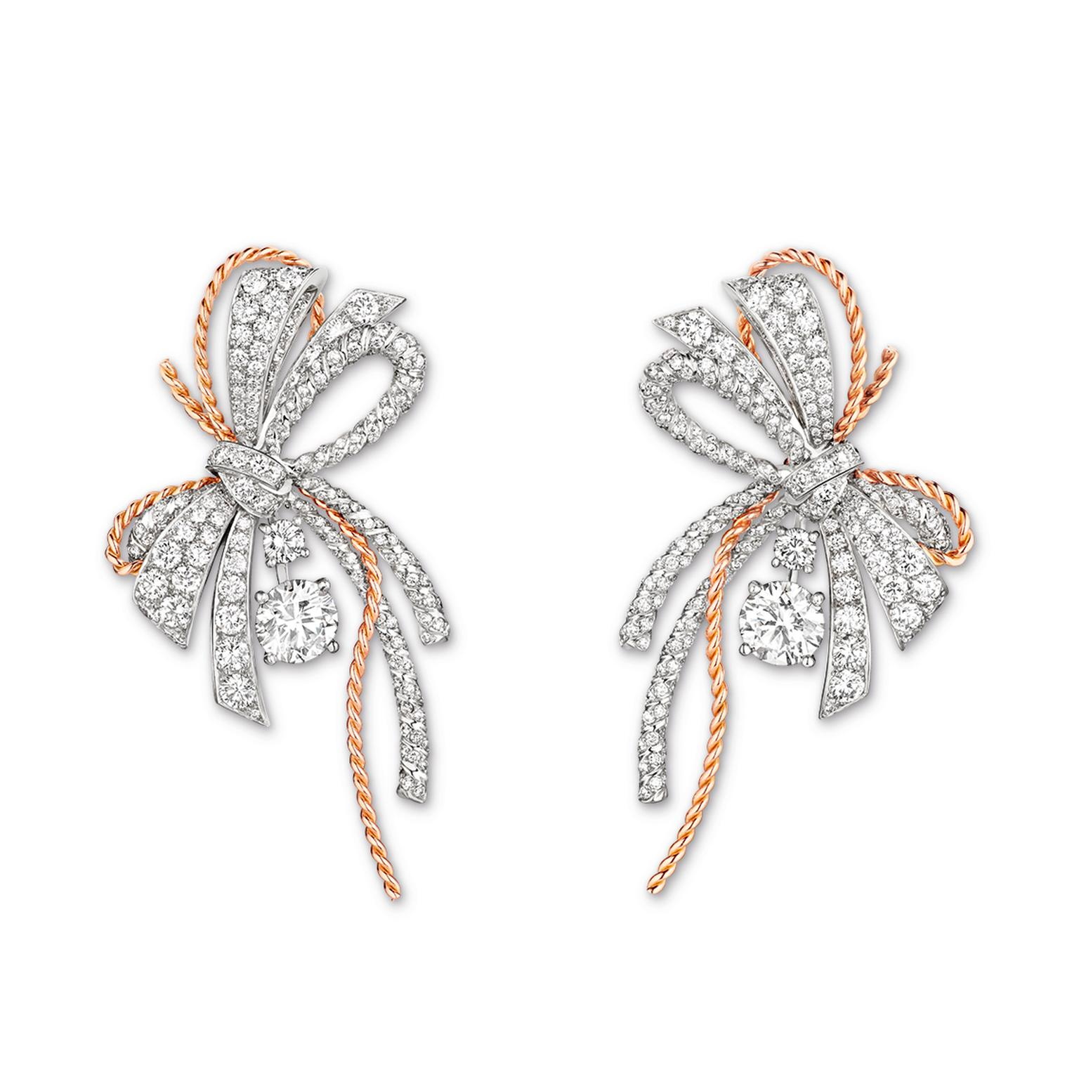 Insolence high jewellery earrings