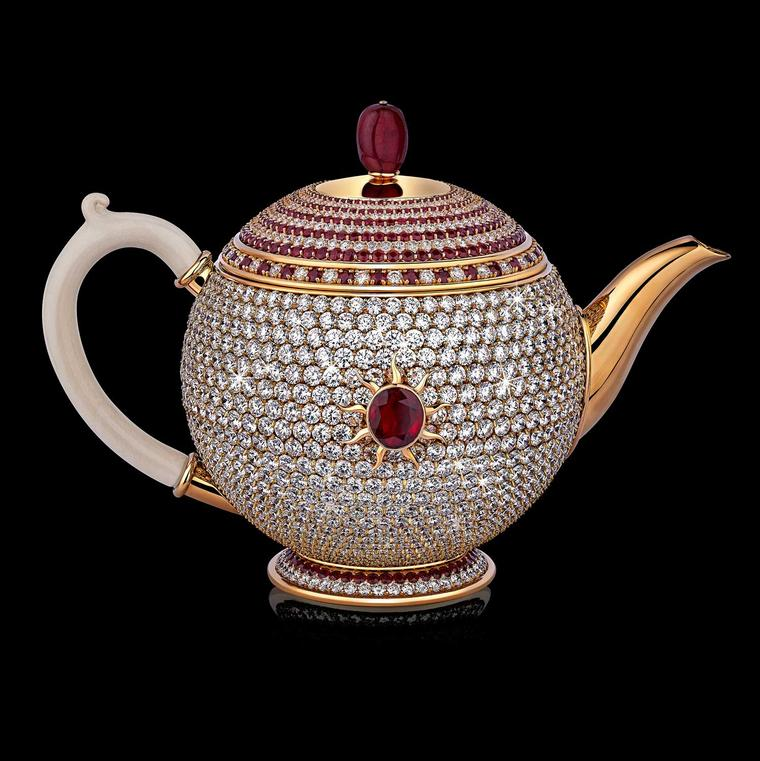 Egoist: the most expensive teapot in the world