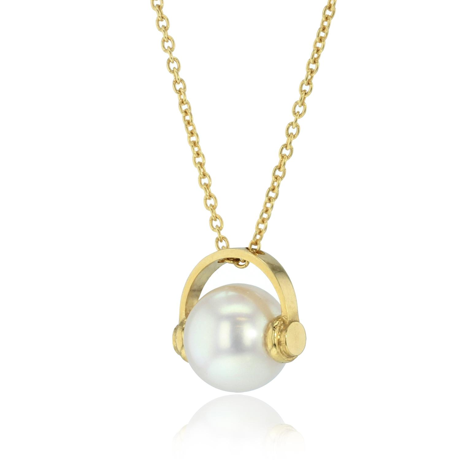 Frances Wadsworth-Jones muso pearl necklace