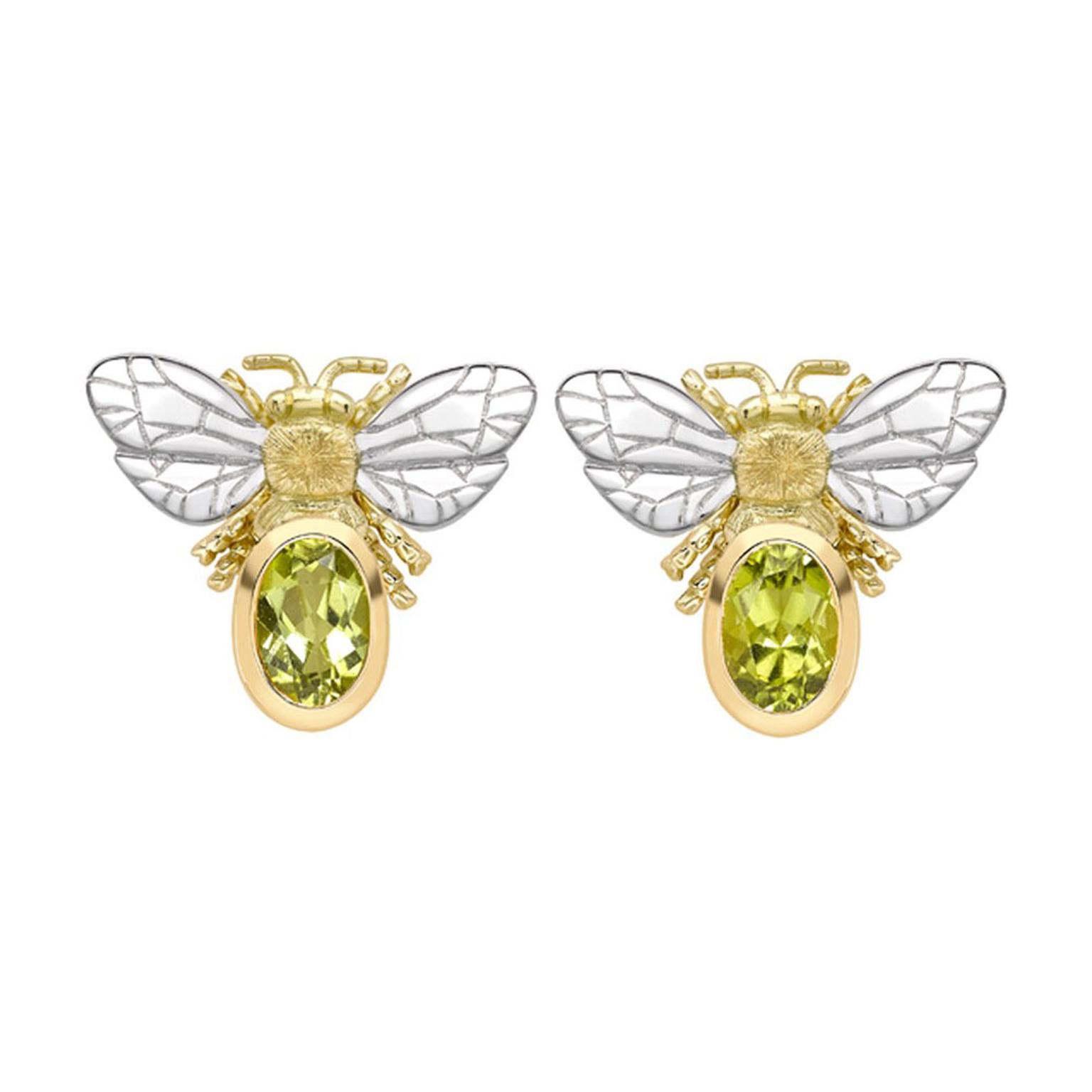 lg jewelry diamonds peridot axd chalcedony with to gold earrings zoom hover
