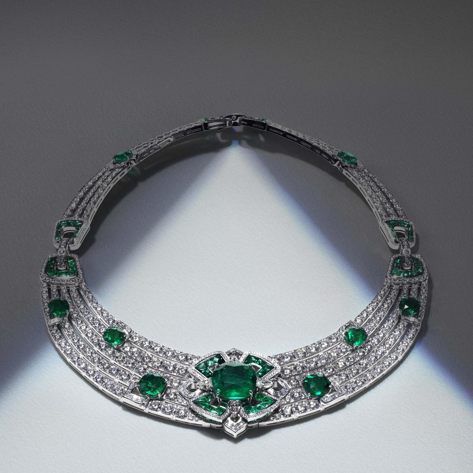 High jewellery chokers speak to strong women