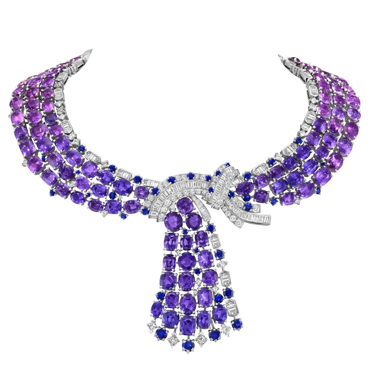 Antennae necklace by Van Cleef & Arpels