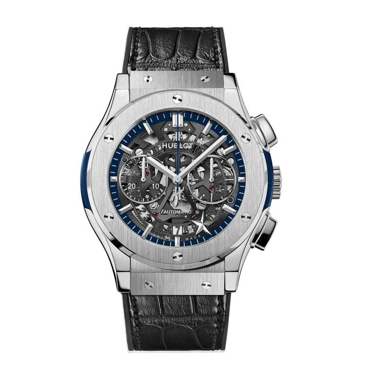 Hublot Classic Fusion Dallas Cowboys chronograph