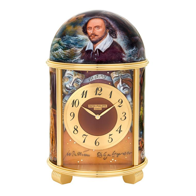 Patek Philippe Shakespeare Clock