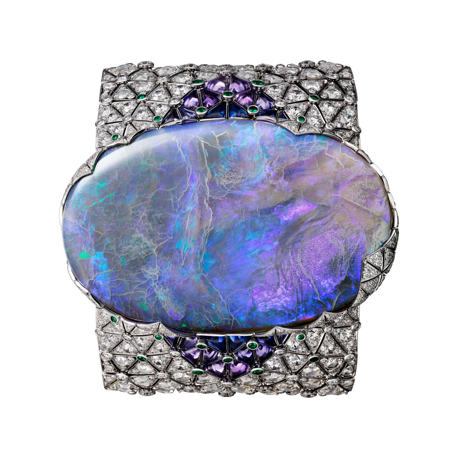 ring wholesale rings dropship opal sapphire fire product img black blue with and