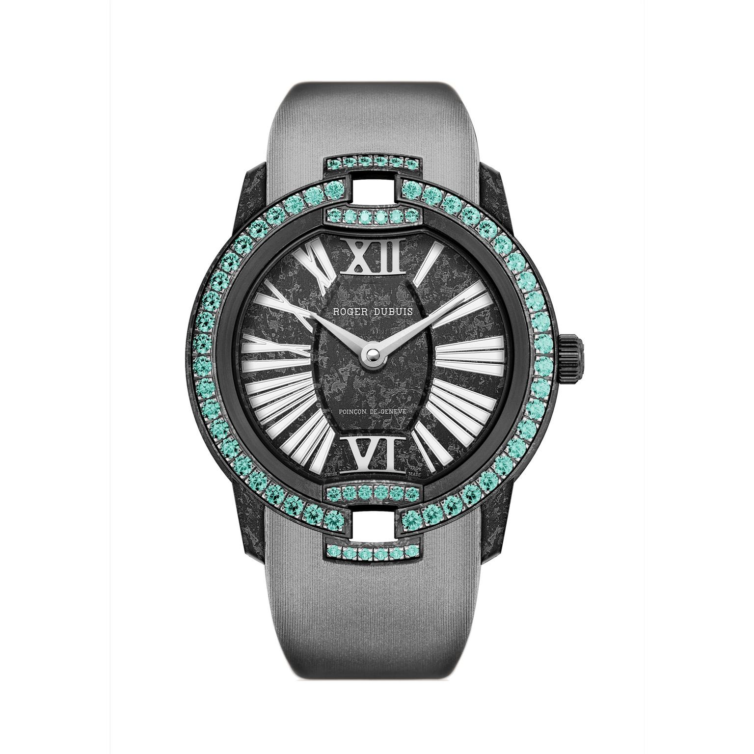 Roger Dubuis Black Velvet watch
