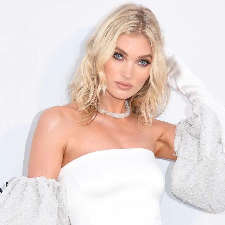 Elsa Hosk in de GRISOGONO jewels Cannes Film Festival 2019