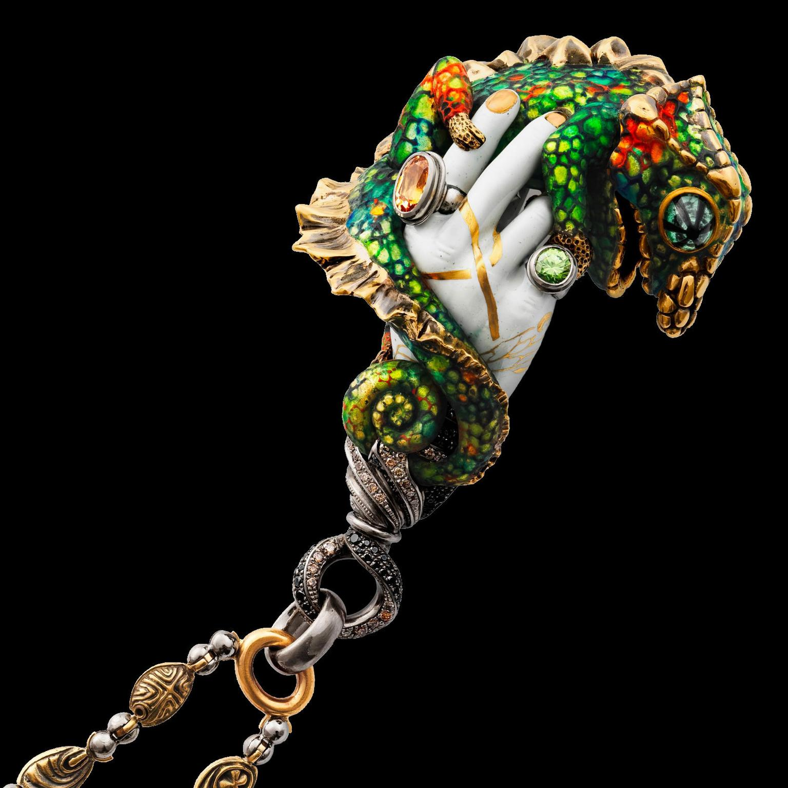Contemporary jewels to hunt out at TEFAF