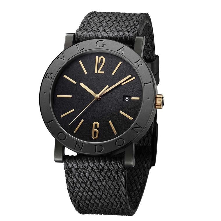 Bulgari BBCity watch London