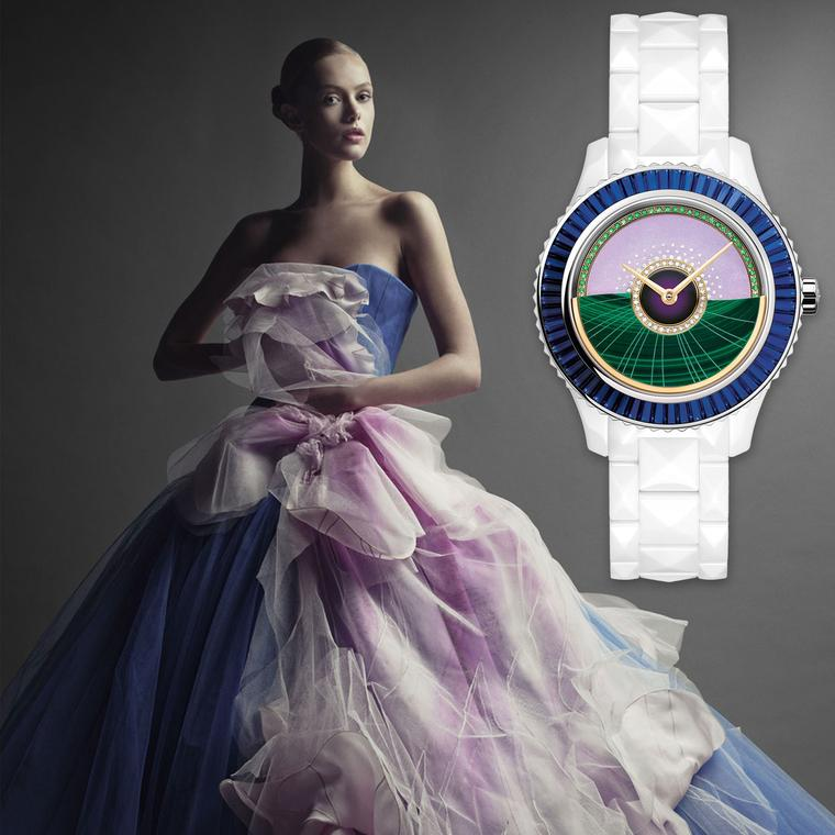 Dior Grand Bal couture watches