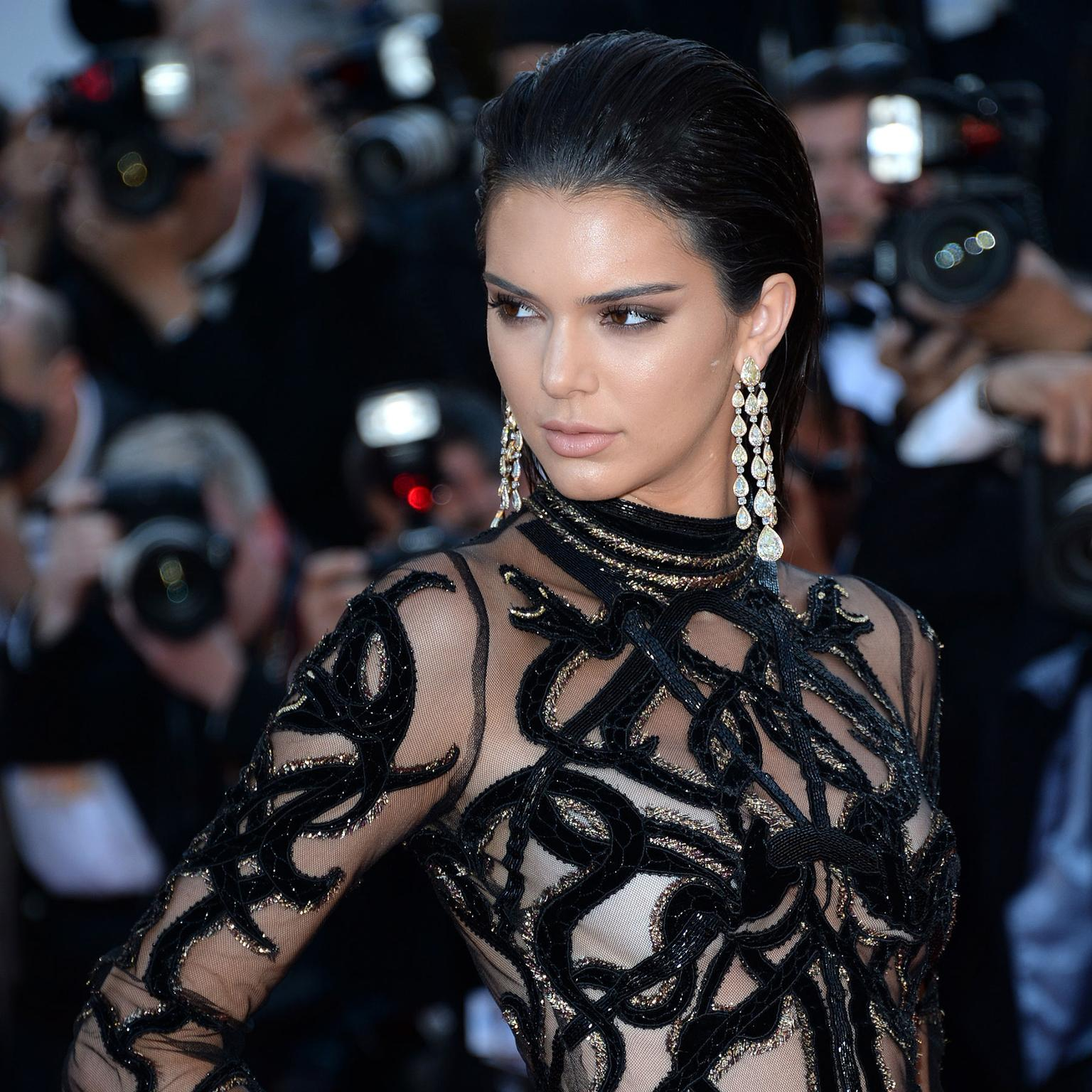 Cannes 2016 Day 5: Kendall Jenner in Chopard
