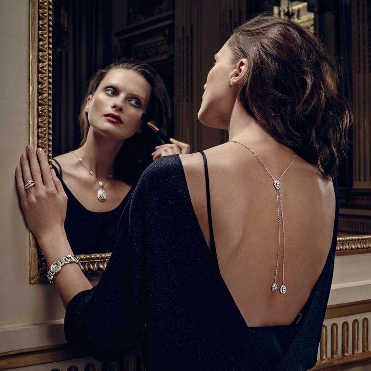 Chaumet's Joséphine jewels shine bright