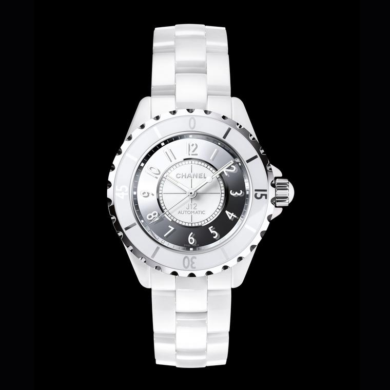 Chanel J12 38mm watch