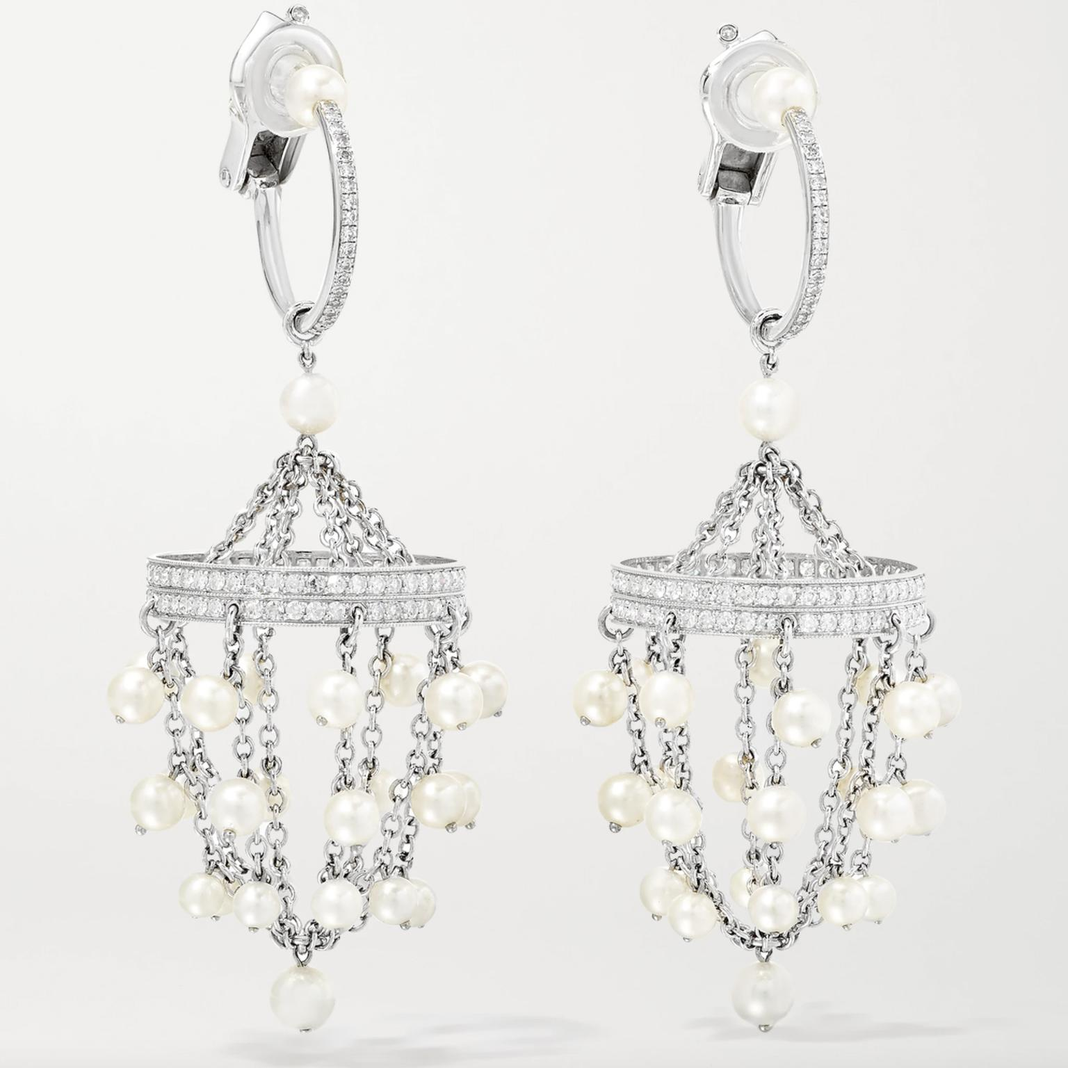 Click and dazzle: the most exciting high value earrings of the season