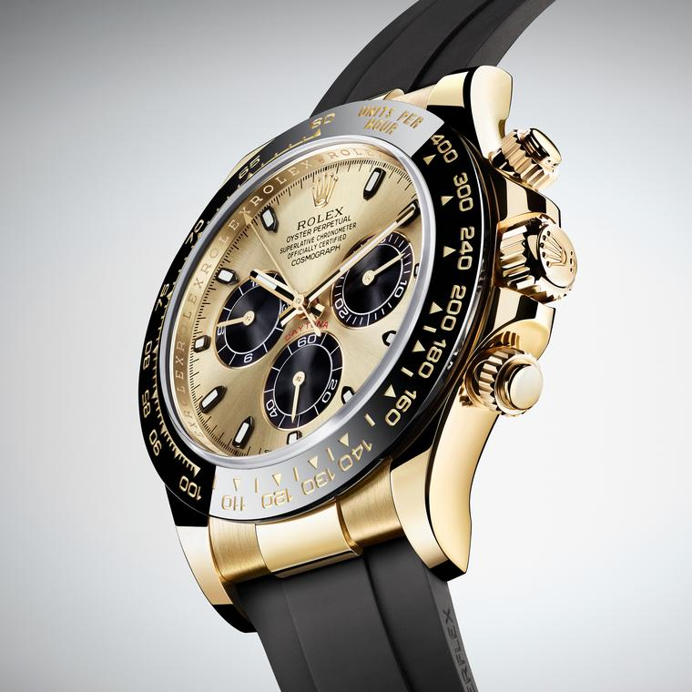 Cosmograph Daytona in yellow gold
