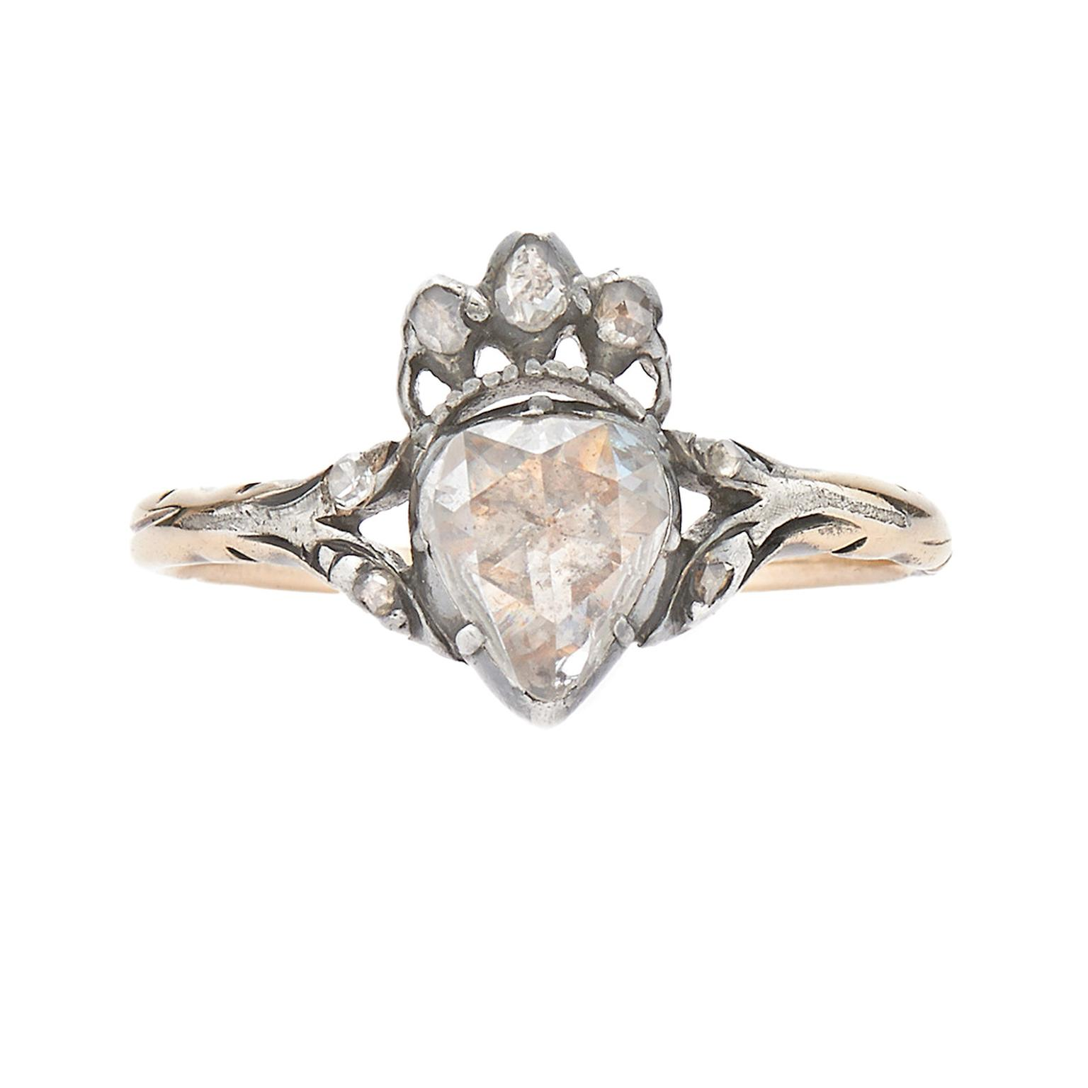 Fred Leighton 1stdibs Heart ring