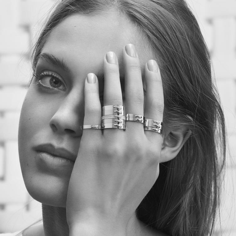 Chaumet Liens Evidence rings