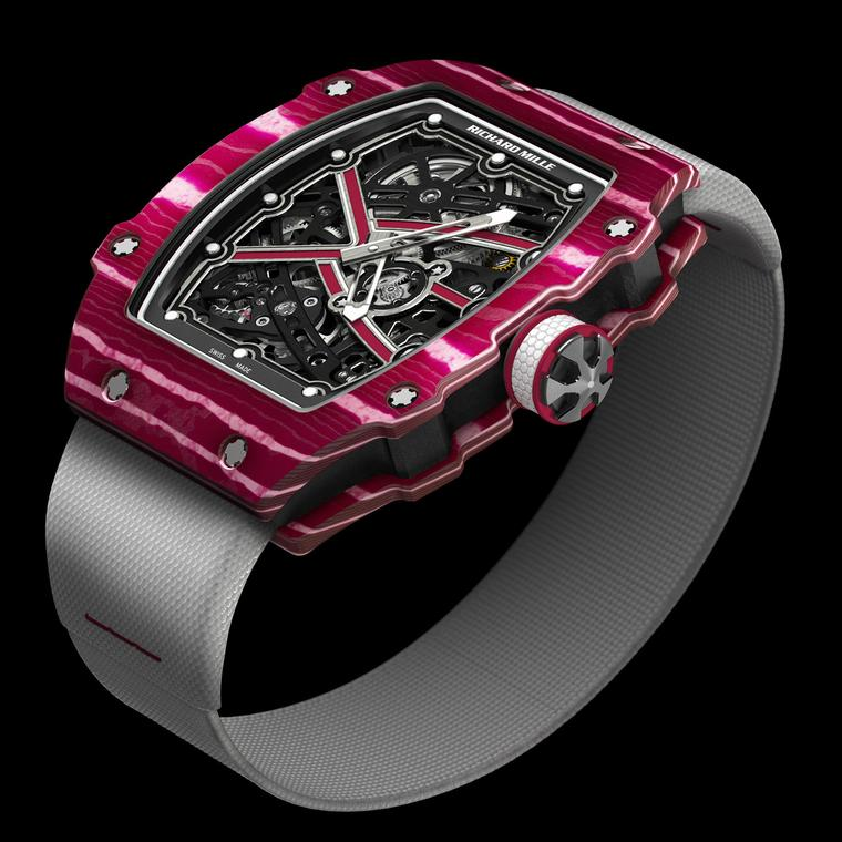Richard Mille RM 67-02 watch