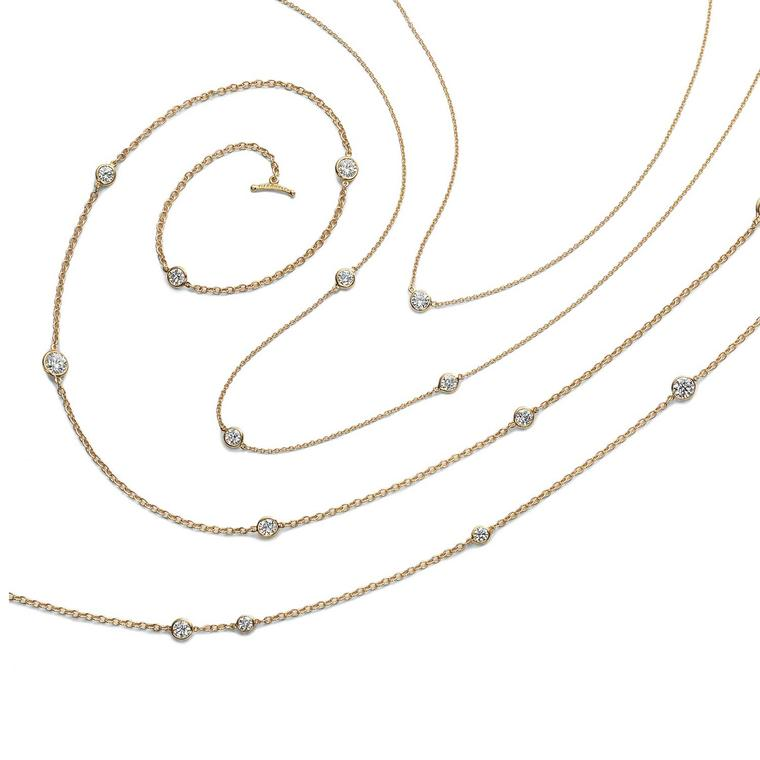 Elsa Peretti Diamonds by the Yard necklace