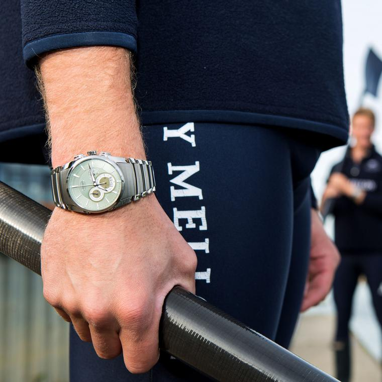 Parmigiani Fleurier takes to the water
