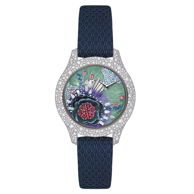 Dior Grand Soir Botanic watch
