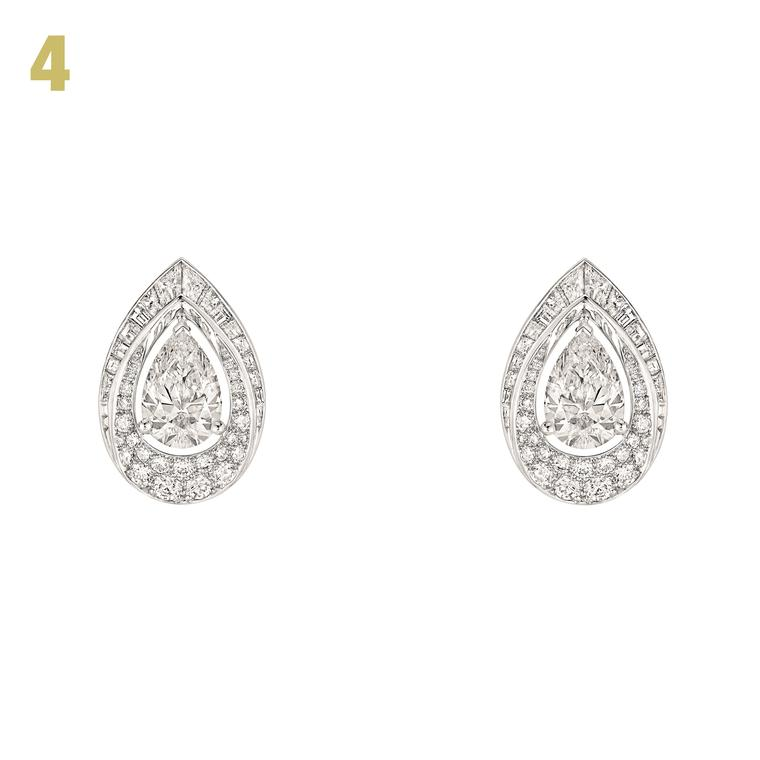 Chaumet Joséphine Rondes de Nuit diamond stud earrings