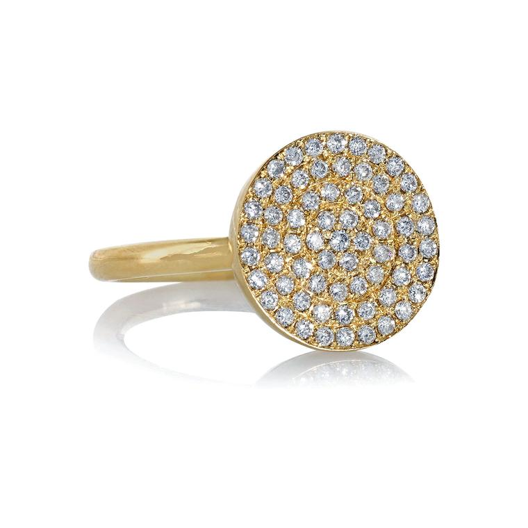 Net-a-Porter Elena Votsi Cyclos diamond ring