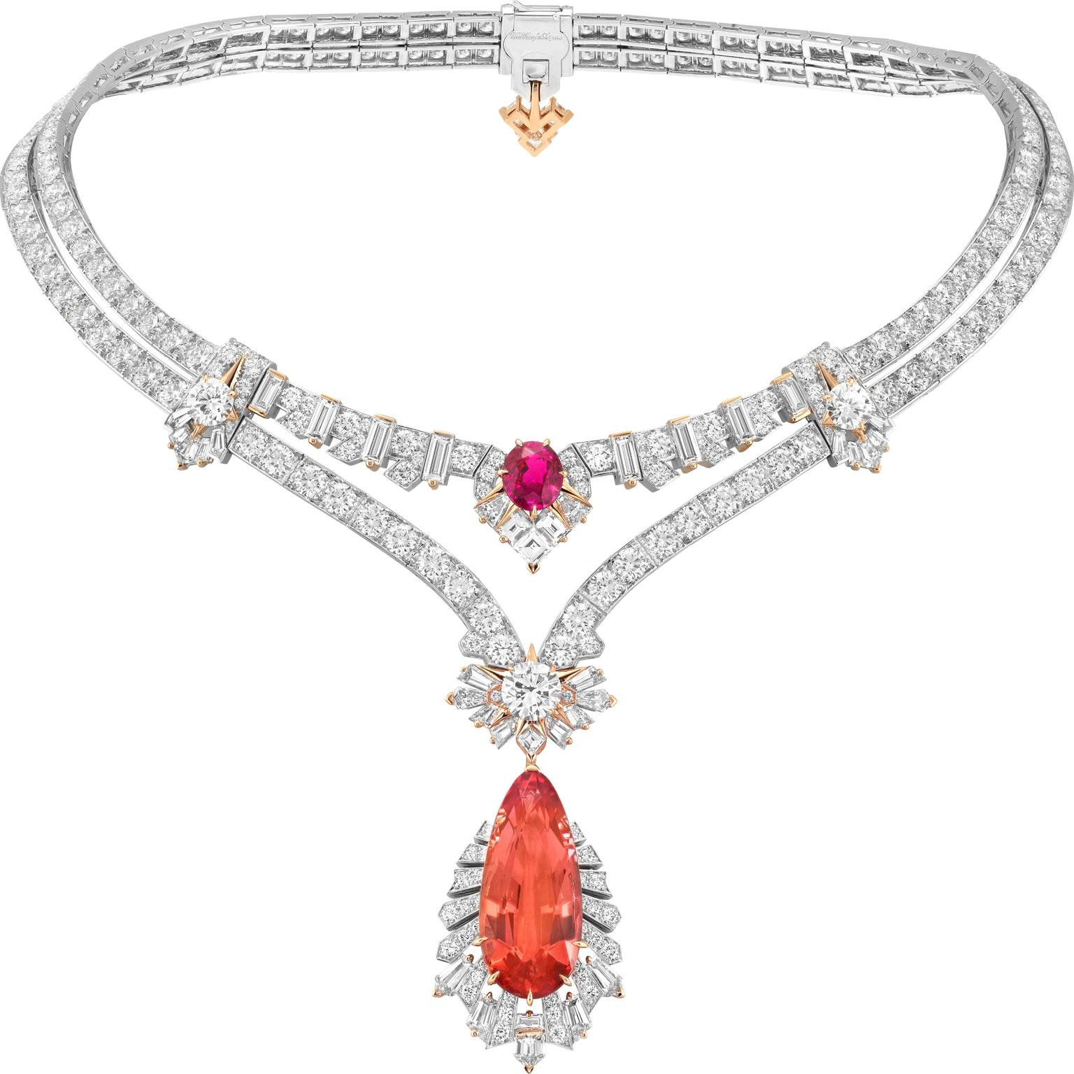 Ceinture necklace by Van Cleef & Arpels
