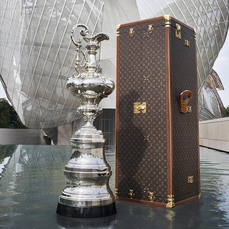 Louis Vuitton America's Cup trophy