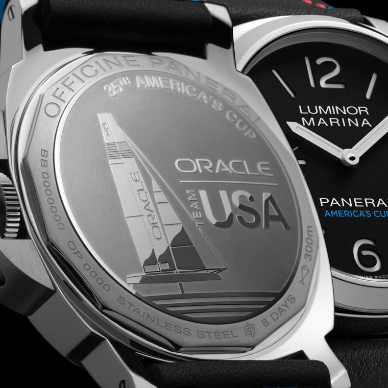 Panerai Luminor Marina Oracle Team USA