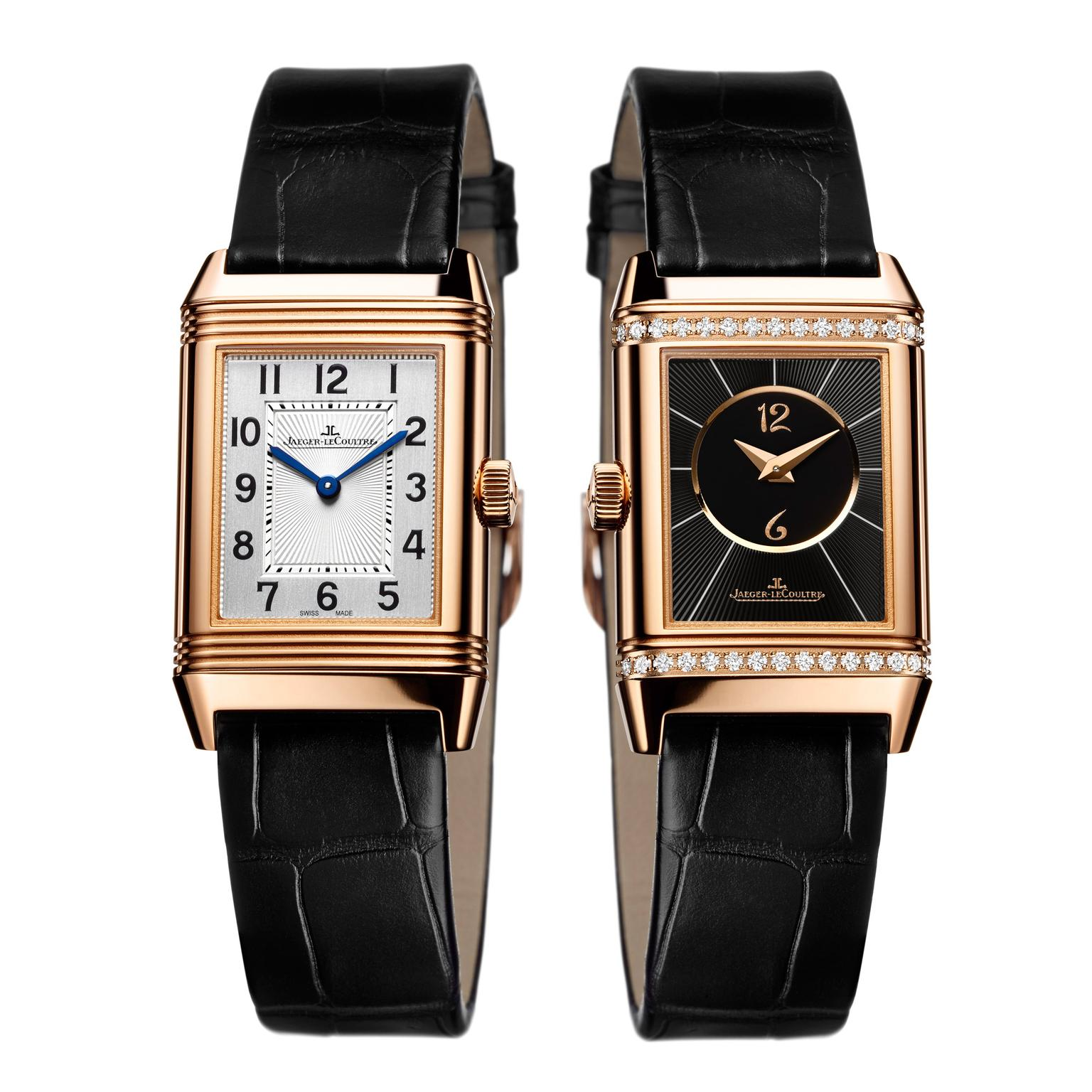 Jaeger-LeCoultre Reverso back and front