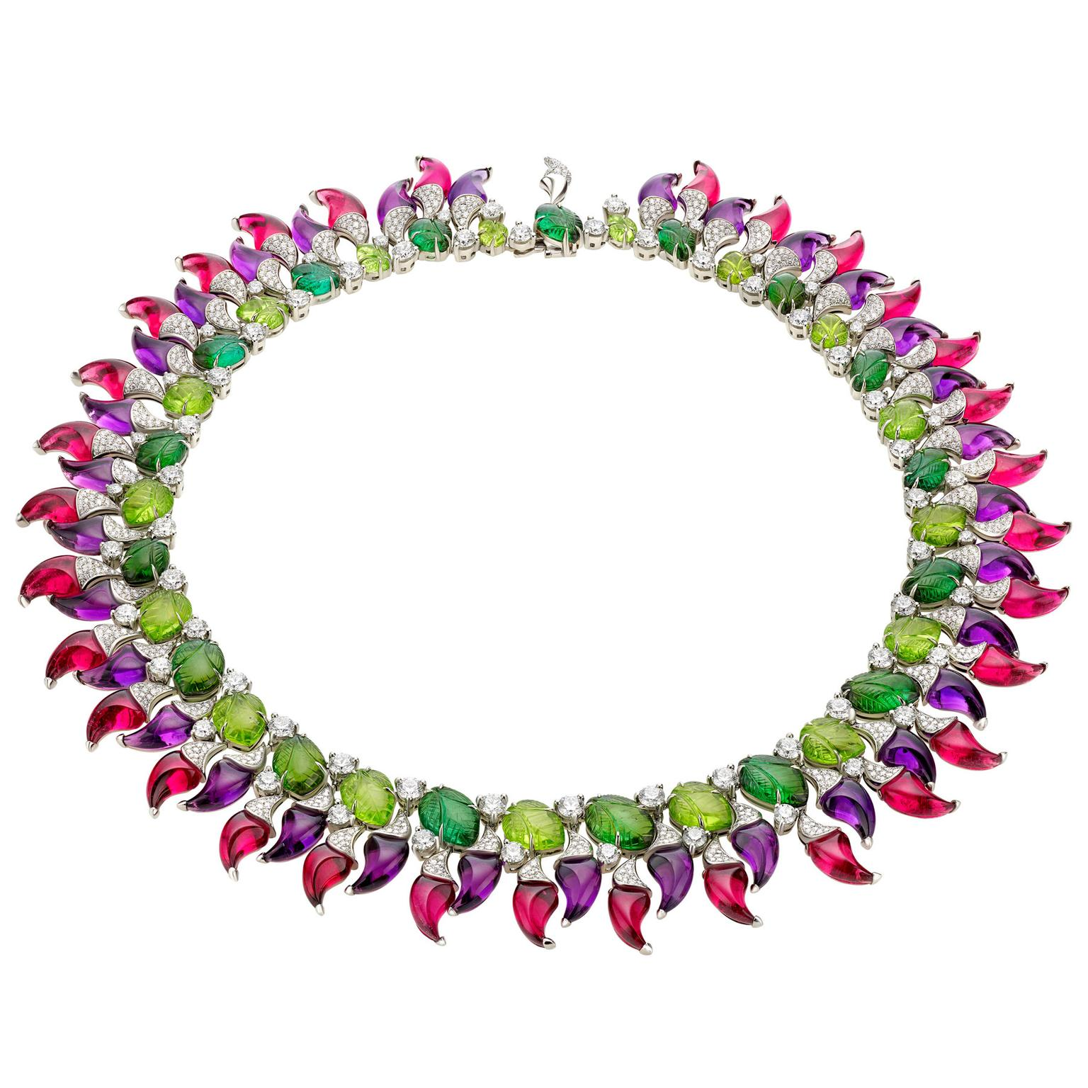 Bulgari Peperoncini Festa necklace