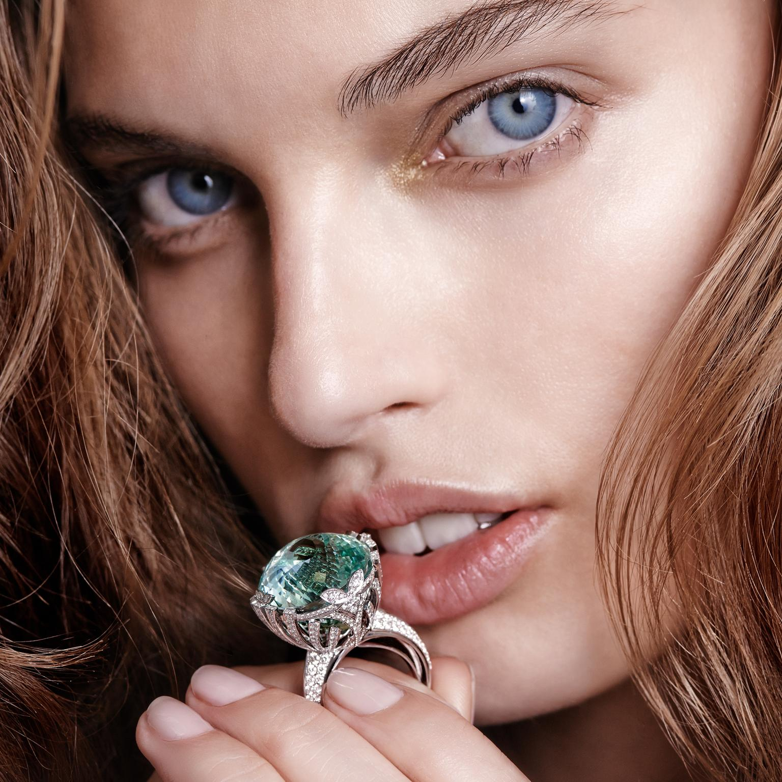 Kat Florence\'s collection of Paraiba tourmalines is world class ...