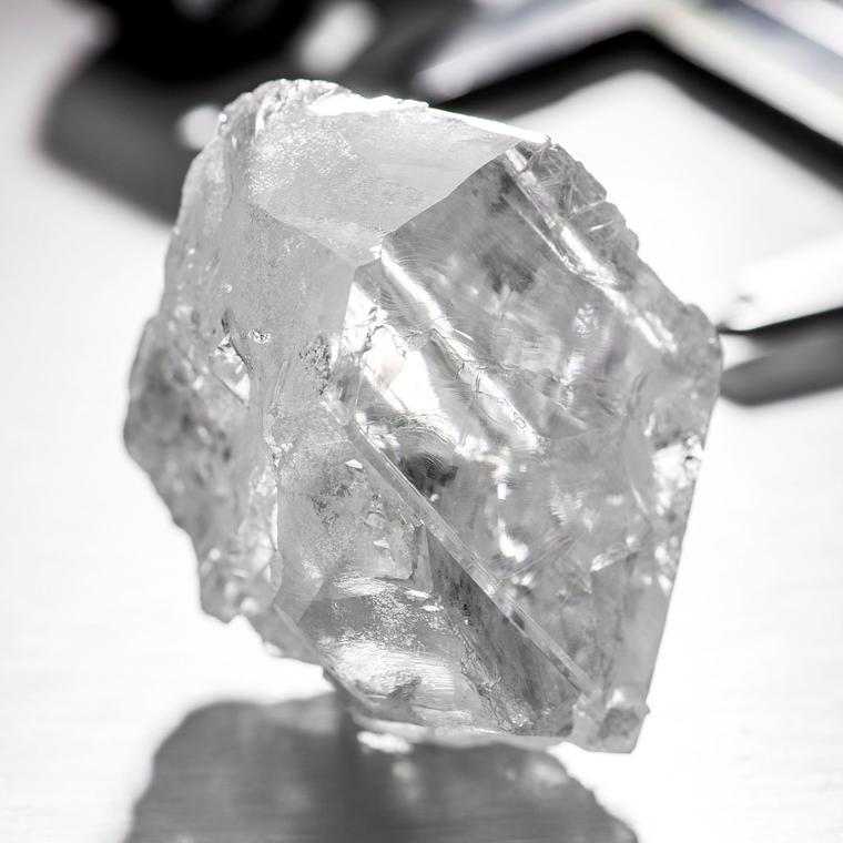 Lesedi la Rona rough diamond acquired by Graff