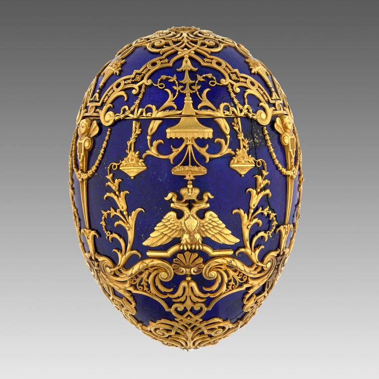 Faberge Imperial Tsarevich Easter egg