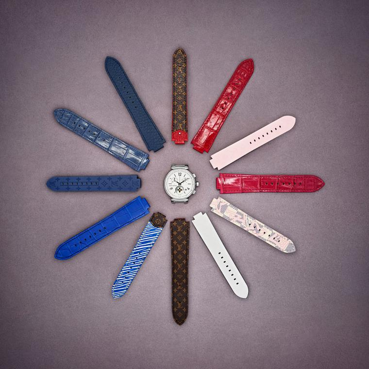 Louis Vuitton interchangeable straps