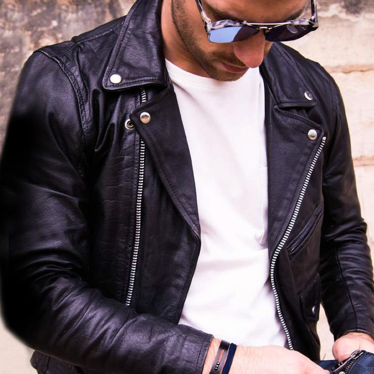 The stylish men's jewellery he'll actually want to wear