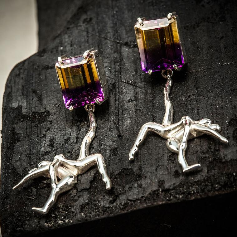Central de Designers earrings