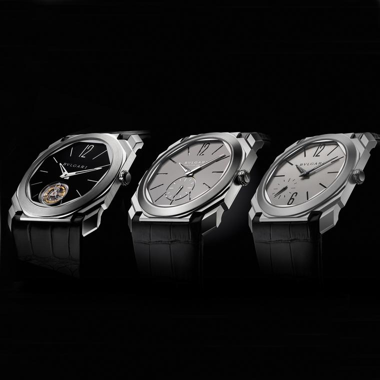 Bulgari Octo Finissimo watches