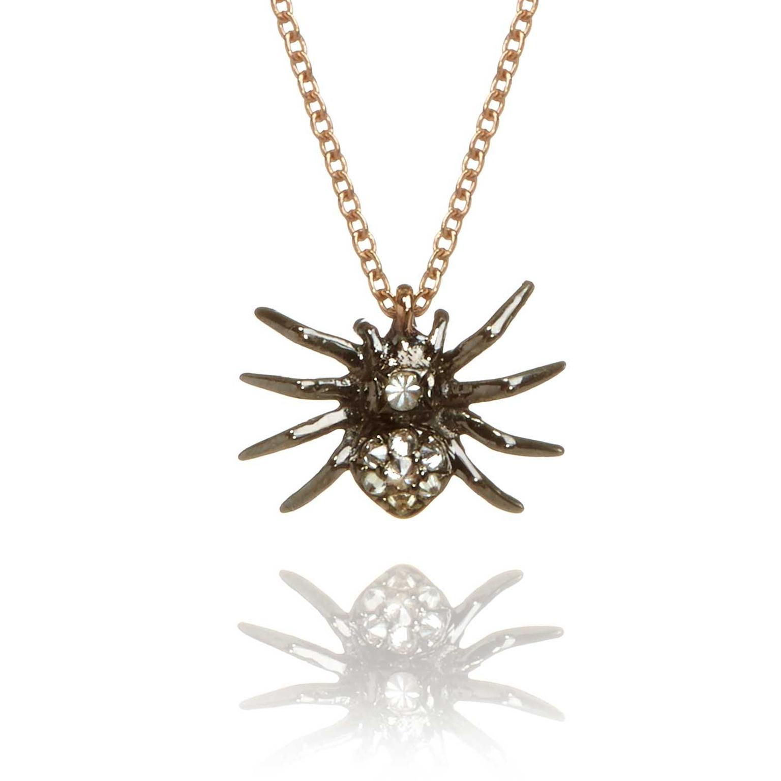 Boo! We have the best spider jewels for you