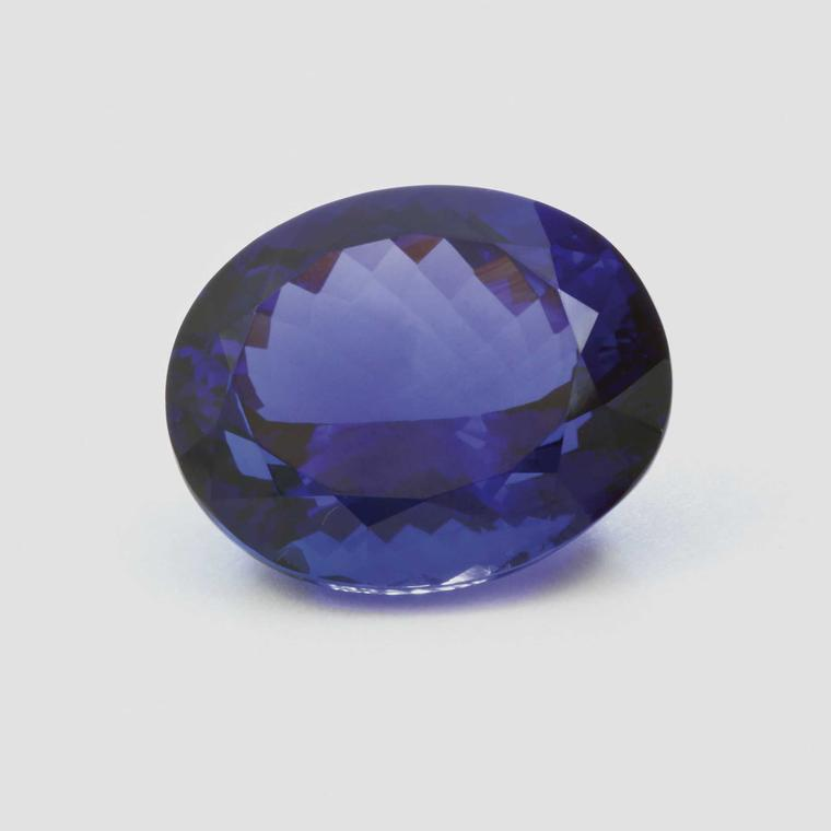 David Jerome Collection 62.30 carat tanzanite