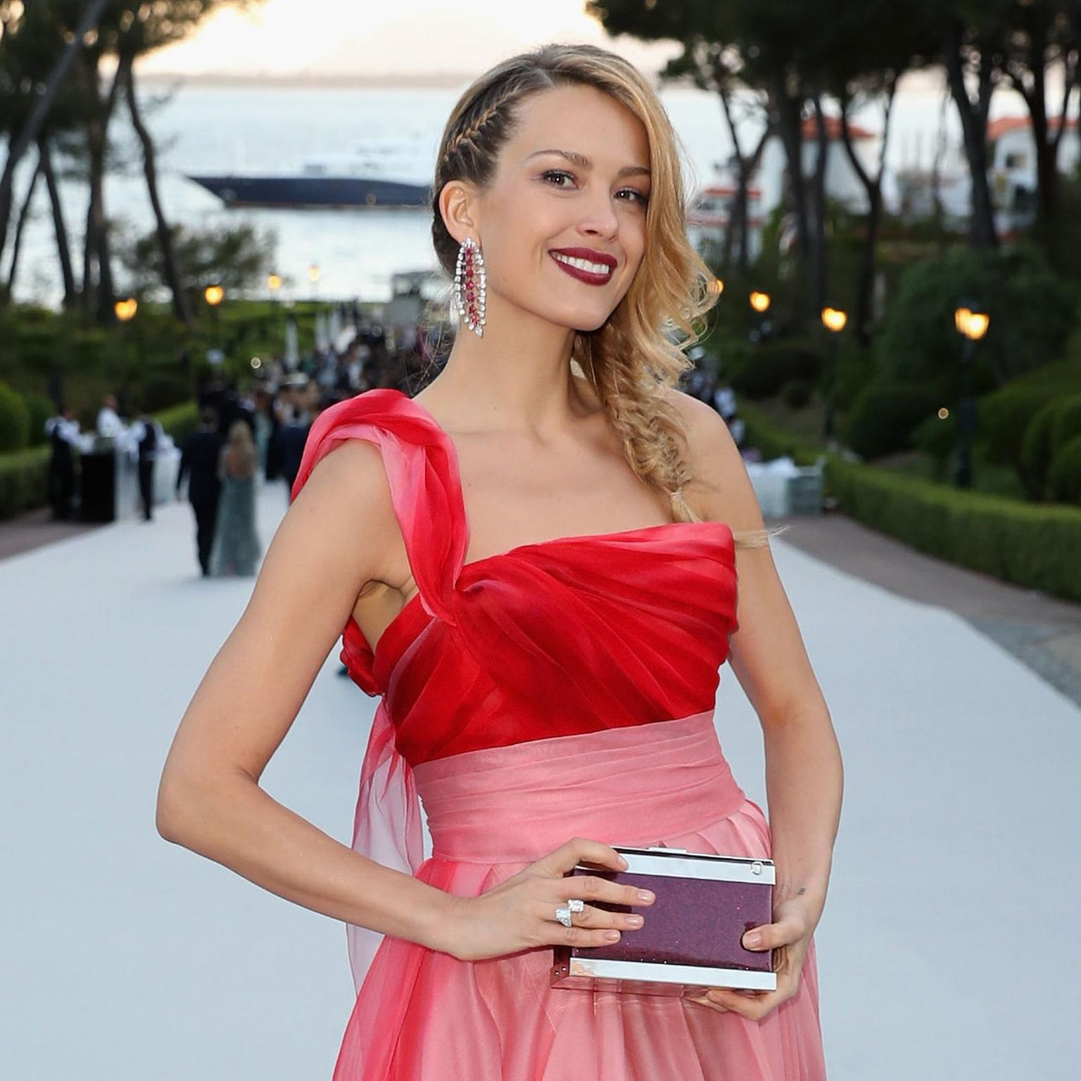 Cannes 2016 Day 9: Petra Nemcova in Chopard