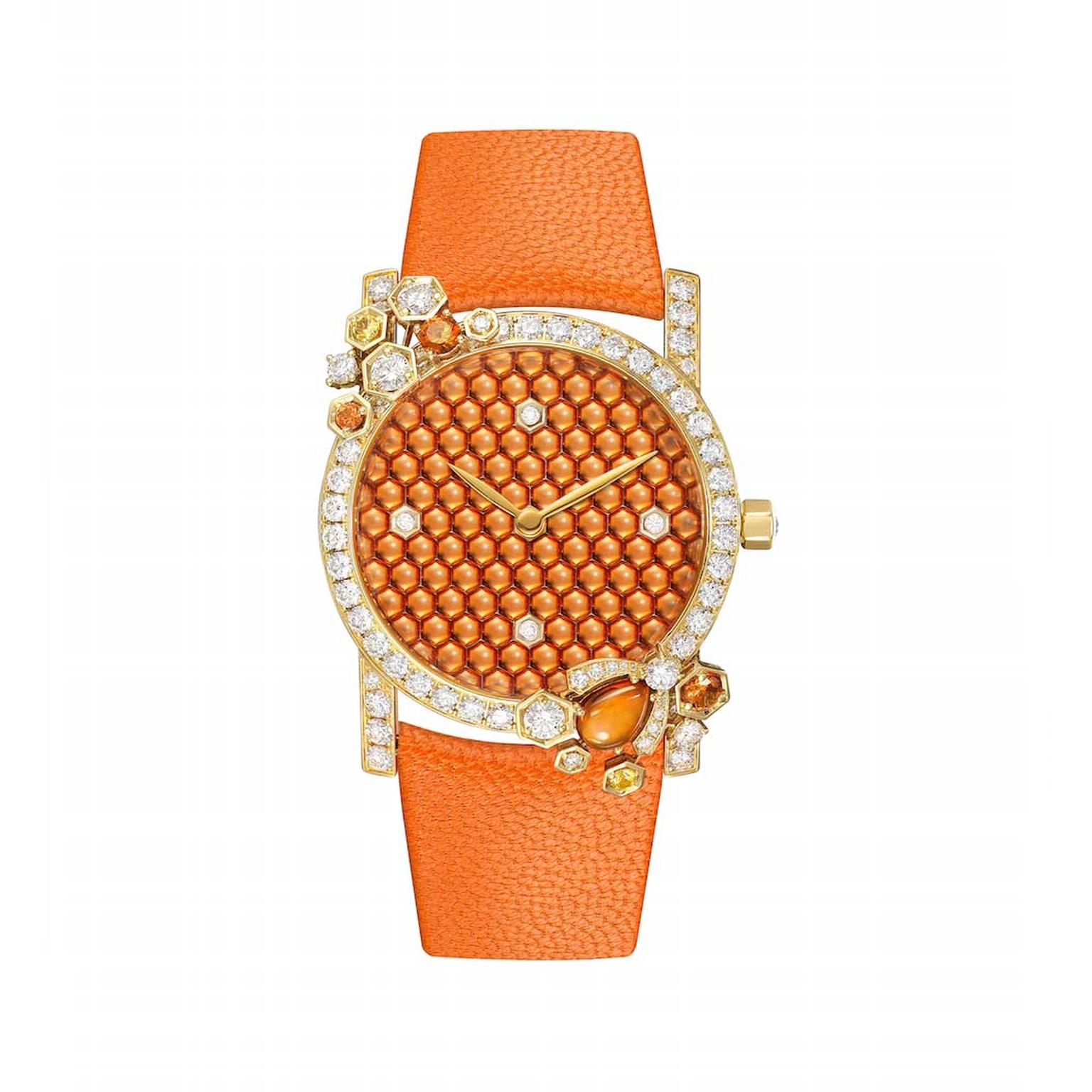 Chaumet Attrape moi watch with bees