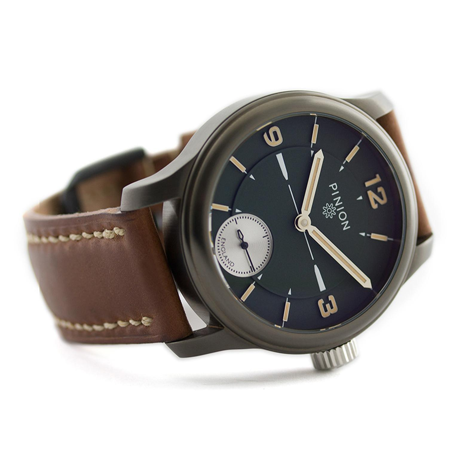 h pinion axis the watchnerd age bronze watches