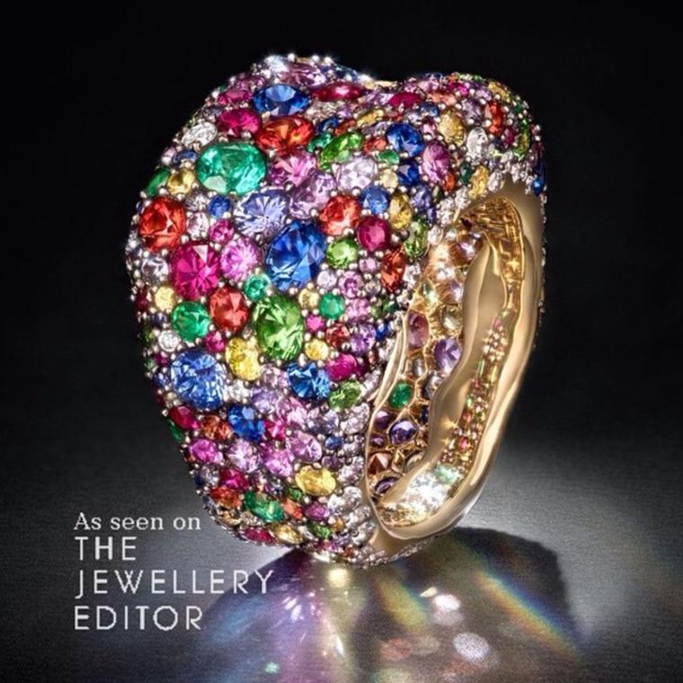 Faberge Emotion multi ring TJE Instagram